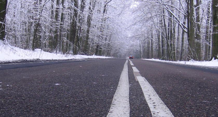 Motoryzacja, drogach województwa podlaskiego będzie niebezpiecznie - zdjęcie, fotografia