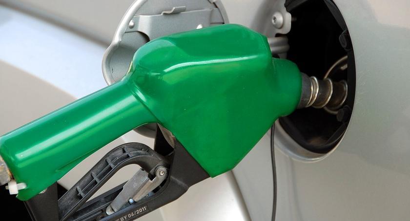 Motoryzacja, Benzyna tanieje Wzrasta liczba stacji cenami poniżej - zdjęcie, fotografia
