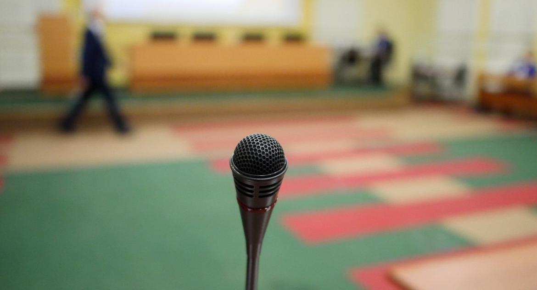 Wiadomości, Posiedzenie Sejmiku ciągle samoobronie stołków wyszła obrad - zdjęcie, fotografia