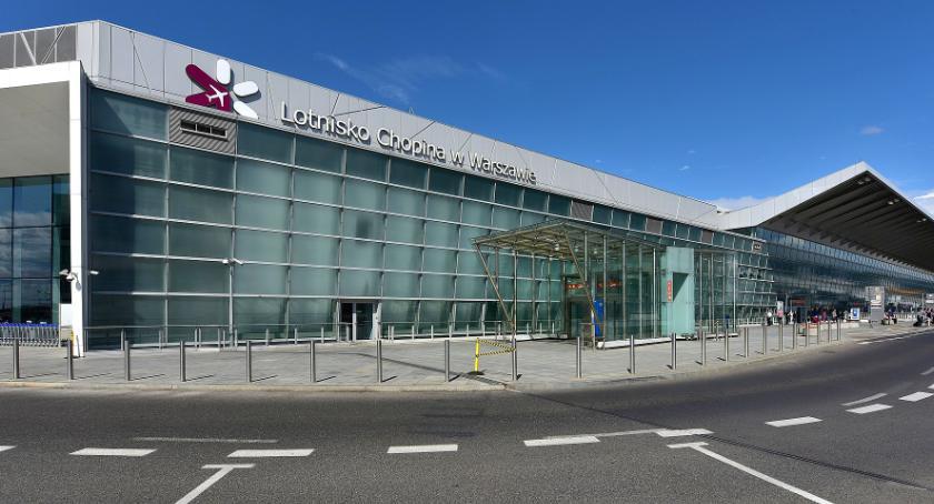 Wiadomości, Lotnisku Chopina będą zamontowane bramki biometryczne - zdjęcie, fotografia