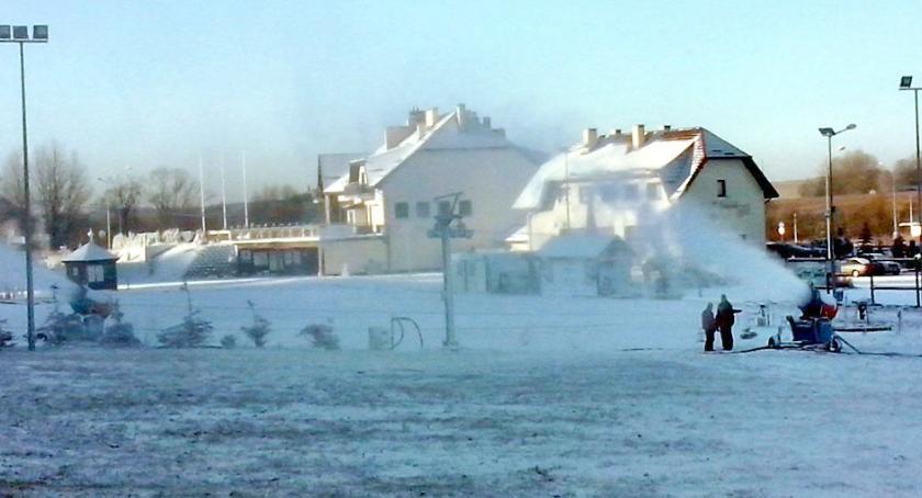 Sport, Ośrodek Szelment rozpoczyna sezon zimowy - zdjęcie, fotografia