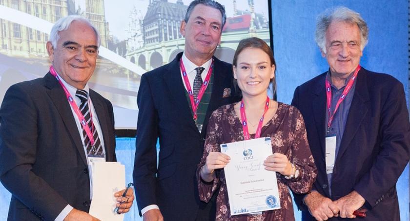 Wiadomości, Nagroda Young Scientistis Competition trafiła ręce doktorantki - zdjęcie, fotografia