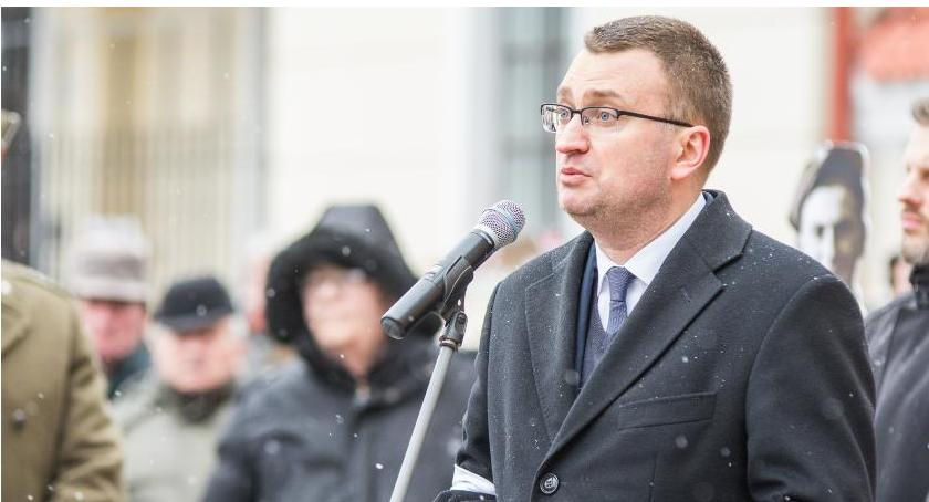 Wiadomości, Rafał Rudnicki brał udział kształtowaniu komisji przekroczył uprawnienia - zdjęcie, fotografia