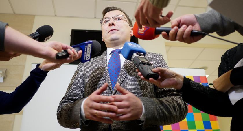 Wiadomości, Ponowny wybór Przewodniczącego Sejmiku zdjęty porządku obrad - zdjęcie, fotografia