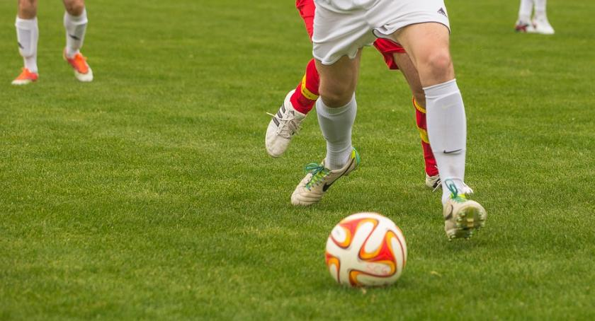 Piłka nożna, Jagiellonia ćwierćfinale - zdjęcie, fotografia