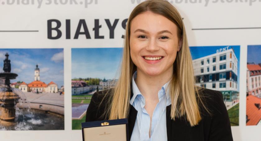 Sport, Maliszewska pokazuje klasę - zdjęcie, fotografia