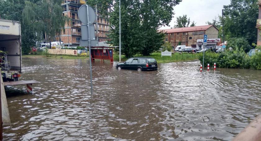 Felietony, gmina Białystok zmiana klimatu czyli szeroko zamknięte - zdjęcie, fotografia