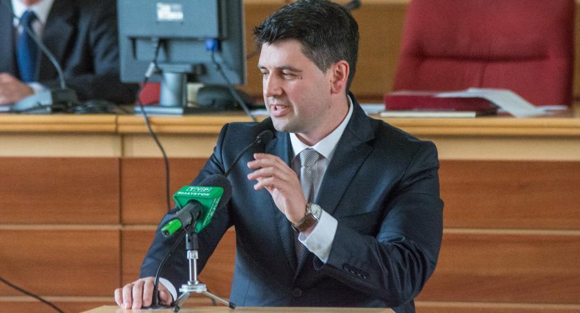Wiadomości, Mariusz Gromko został wybrany Wiceprzewodniczącym Miasta - zdjęcie, fotografia