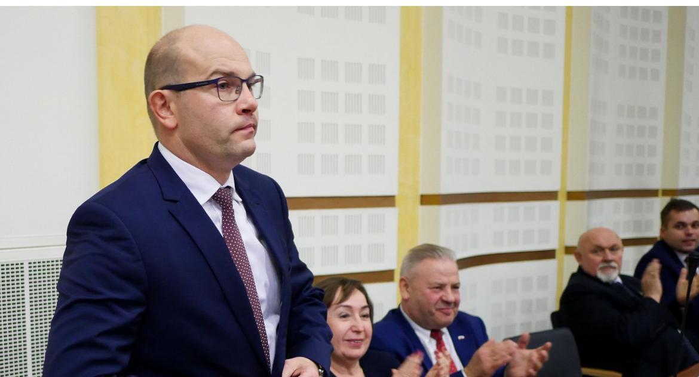 Wiadomości, władze województwa podlaskiego wybrane Zarząd tworzą politycy - zdjęcie, fotografia