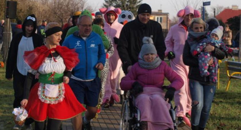 Sport, Grajewie kwitnie koleżeńskie bieganie - zdjęcie, fotografia