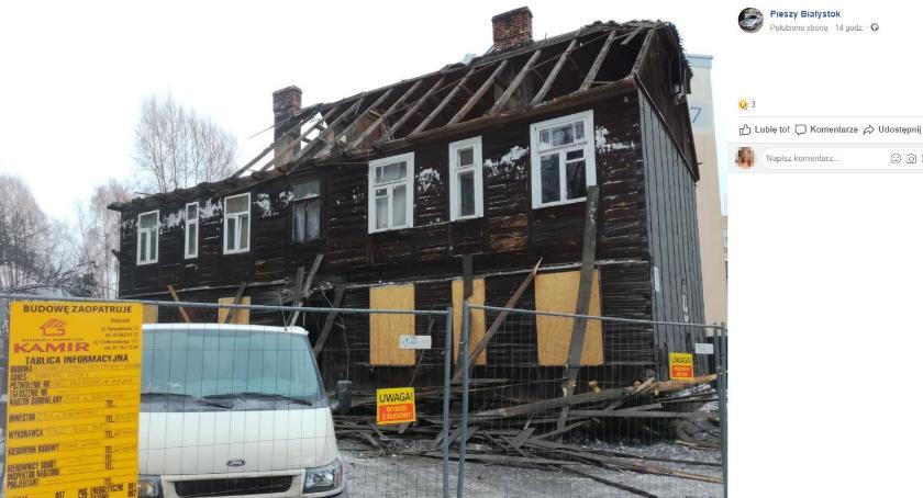 Wiadomości, Budynek znika Muzeum Żydów będzie pewno - zdjęcie, fotografia