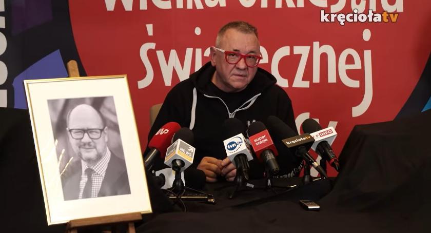 Wiadomości, Fundacja WOŚP zostaje Jurek Owsiak odchodzi - zdjęcie, fotografia