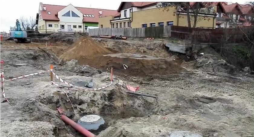 Wiadomości, Śmierć budowie drogi - zdjęcie, fotografia
