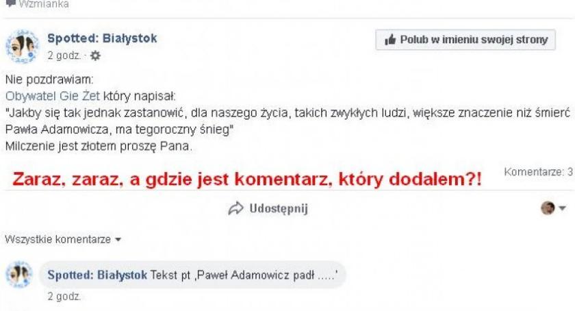 Blogi, Obywatel Zieję nienawiścią - zdjęcie, fotografia