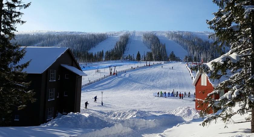 Styl życia, jeszcze pojechać narty - zdjęcie, fotografia