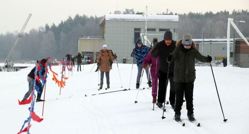 Sport, Zimowe ferie obiektach BOSiR udały początku końca - zdjęcie, fotografia