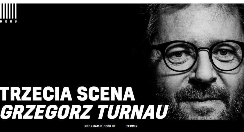 Kultura, Opera zaprasza koncert Grzegorza Turnaua - zdjęcie, fotografia