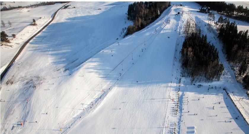 Sport, Snowboard alpejski narciarstwo dyscyplinach Podlaskie zmierzy Litwą - zdjęcie, fotografia