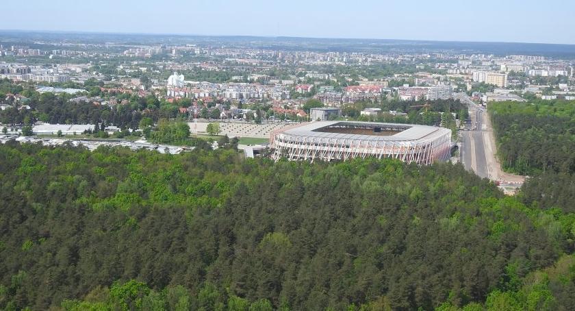 Wiadomości, Centrum Nauki Stadionie Miejskim - zdjęcie, fotografia