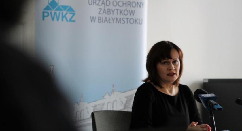 Wiadomości, Podlaska Konserwator Zabytków podsumowała miniony - zdjęcie, fotografia