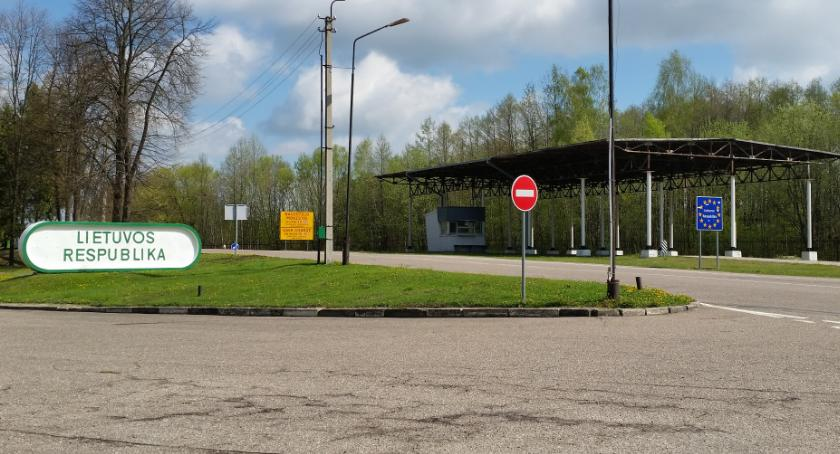 Wiadomości, soboty będzie działać kontrola graniczna granicy Litwą - zdjęcie, fotografia
