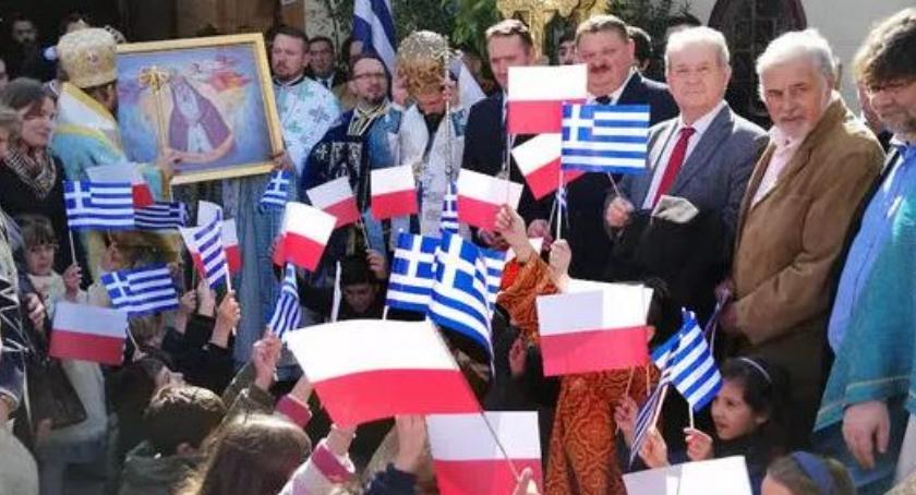 Wiadomości, Stanisław Derehajło otrzymał Order Mariny Polsko Greckiej Wspólnoty Prawosławnej - zdjęcie, fotografia