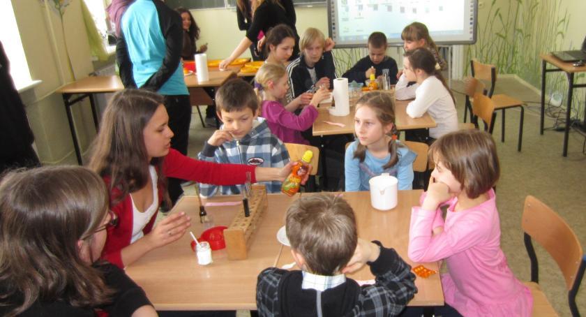 Wiadomości, Dzień Otwarty Społecznej Szkole Podstawowej - zdjęcie, fotografia