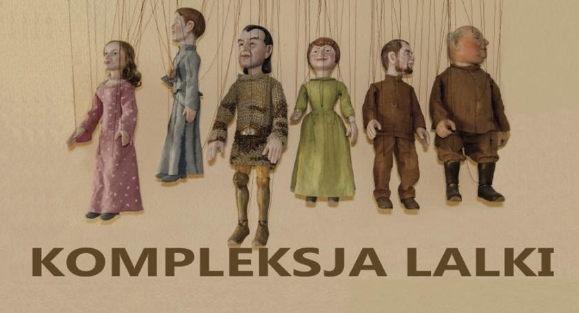 Kultura, Pacynka Marionetka Kukiełka zaprezentują etiudy - zdjęcie, fotografia