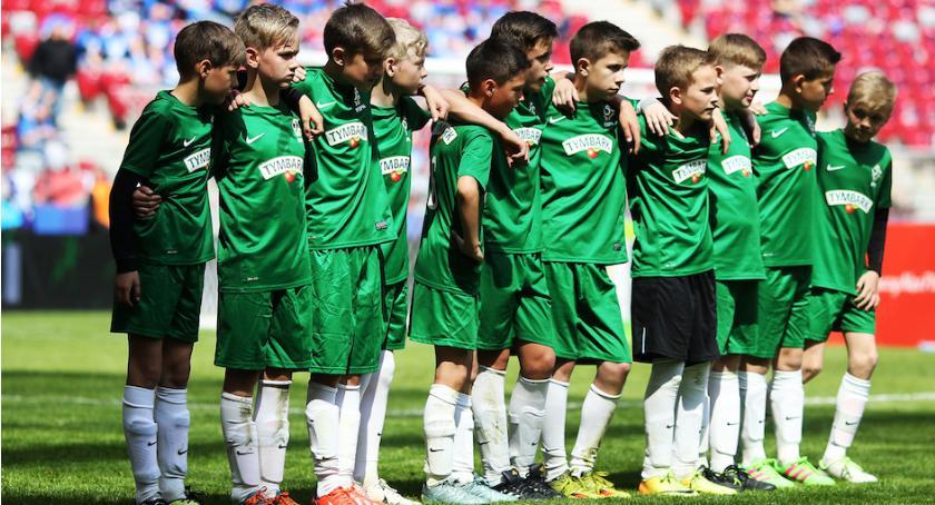 Piłka nożna, Talenty piłkarskie można spotkać wszędzie - zdjęcie, fotografia