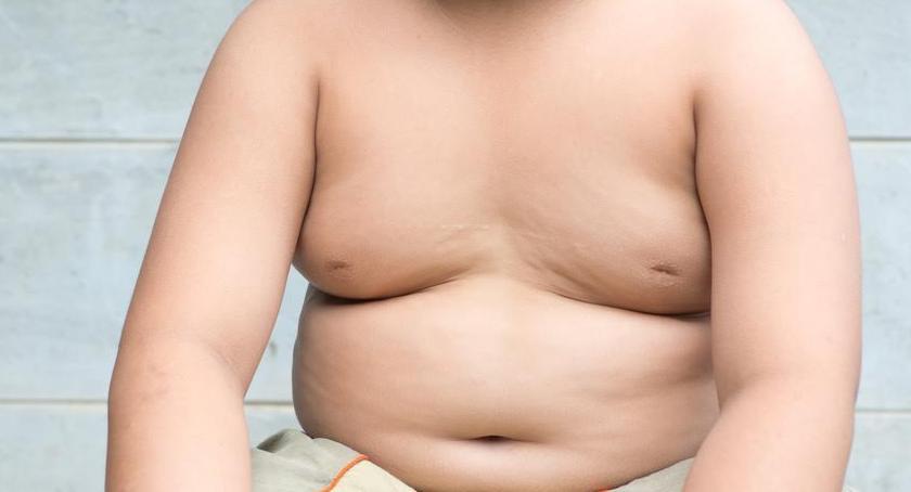 Styl życia, wiele polskich dzieci nadwagę - zdjęcie, fotografia