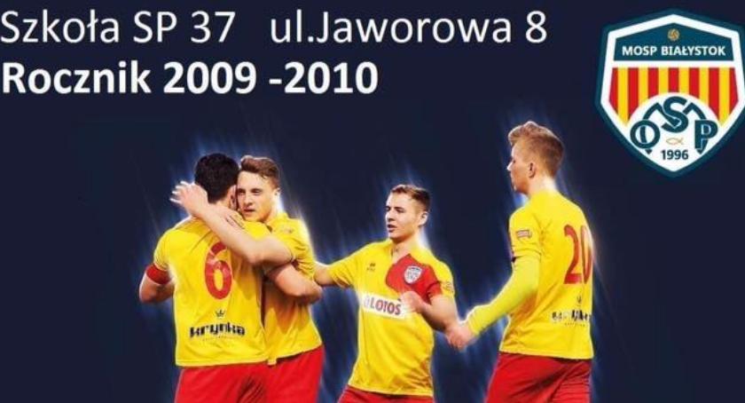 MOSP Białystok, klasy piłkarskiej można zapisywać tylko środy - zdjęcie, fotografia