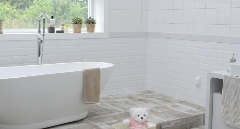 Nieruchomości, wybrać wannę prysznic - zdjęcie, fotografia