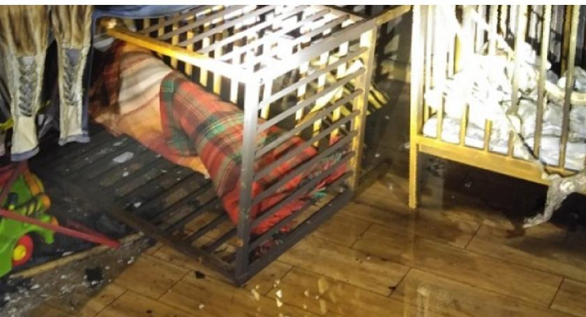 Wiadomości, ofiary pożaru Jemielistem Ocalałym potrzebna pilna pomoc - zdjęcie, fotografia
