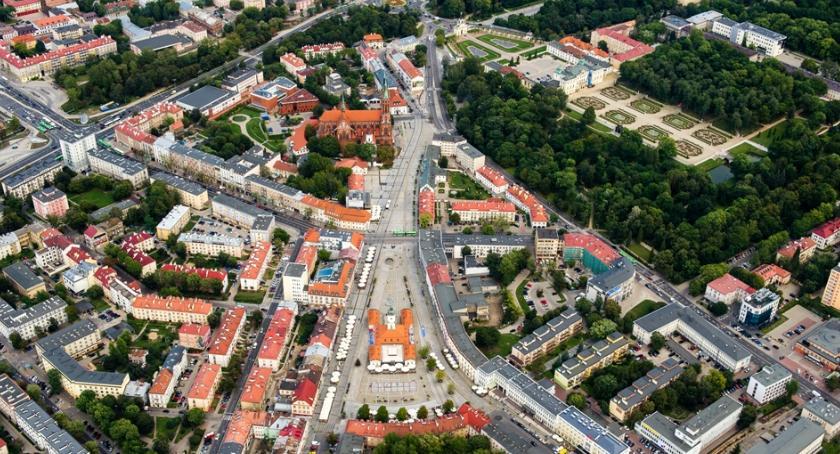 """Wiadomości, Białystok dobrym świetle raporcie """"Polish Cities Future 2019/20"""" - zdjęcie, fotografia"""