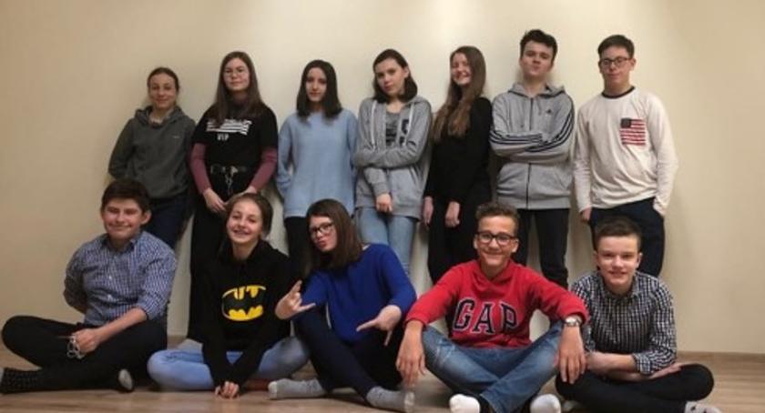Styl życia, Białostoccy uczniowie unijnym projekcie eTwinnig - zdjęcie, fotografia
