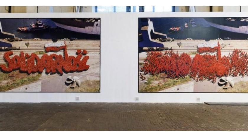 Kultura, wystawa Galerii Arsenał - zdjęcie, fotografia