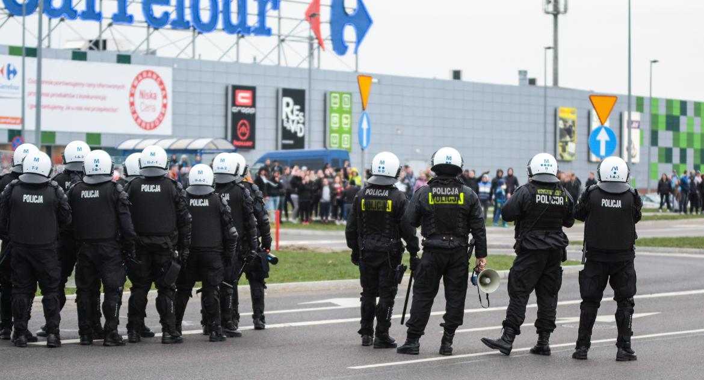 Wiadomości, Afera podlaskiej policji bardzo Wiele przykładów nigdy miało miejsca - zdjęcie, fotografia