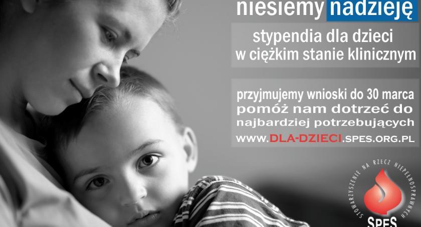 Wiadomości, Dzieci ciężkim stanie klinicznym mogą uzyskać pomoc Sprawdź gdzie - zdjęcie, fotografia