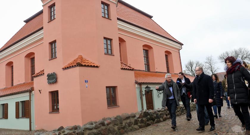 Wiadomości, Synagoga Talmudyczny Tykocinie renowacji - zdjęcie, fotografia