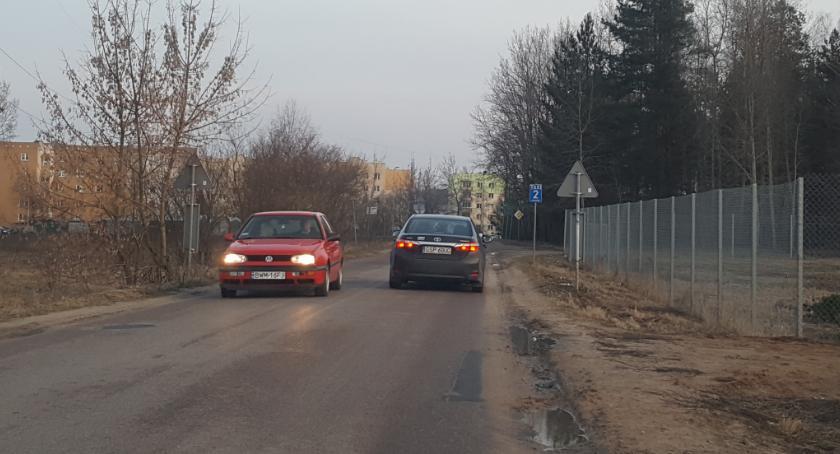 Wiadomości, Zaraz ruszy budowa brakującego odcinka drogi pomiędzy Kleosinem Nowym Miastem - zdjęcie, fotografia