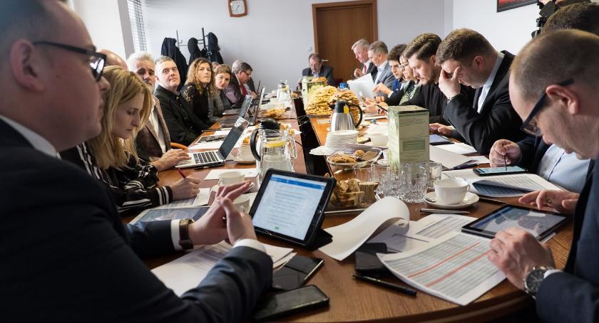 Wiadomości, Kapituła Podlaskiej Marki tegorocznej edycji spotkała pierwszy - zdjęcie, fotografia
