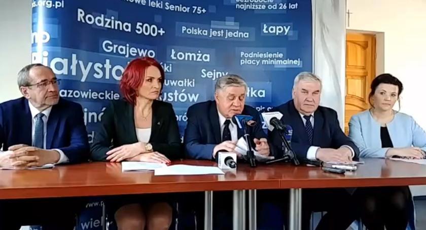 Wiadomości, program Polski Wschodniej będzie walczył Krzysztof Jurgiel - zdjęcie, fotografia