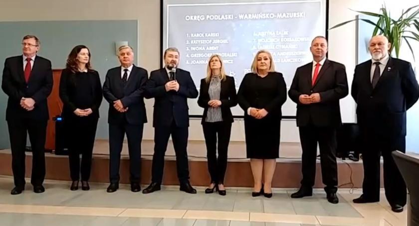 Wiadomości, Poznaliśmy pierwszą listę kandydatów Parlamentu Europejskiego - zdjęcie, fotografia