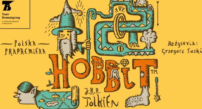 Kultura, Dramatyczny przygotowuje Hobbita kolejnej premiery - zdjęcie, fotografia