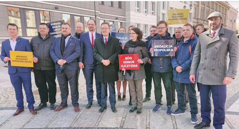"""Wiadomości, Robert Winnicki """"jedynką"""" Parlamentu Europejskiego naszego okręgu - zdjęcie, fotografia"""