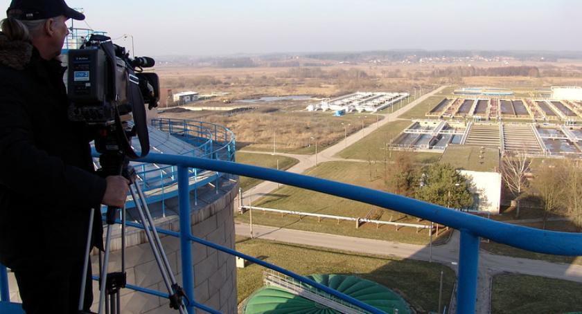 Artykuł sponsorowany, Projekt unijny Wodociągów Białostockich przed wiosennym etapem - zdjęcie, fotografia