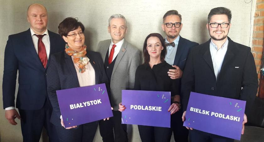 Wiadomości, Wiosna naszym okręgu wyborczym skompletowała całą listę - zdjęcie, fotografia