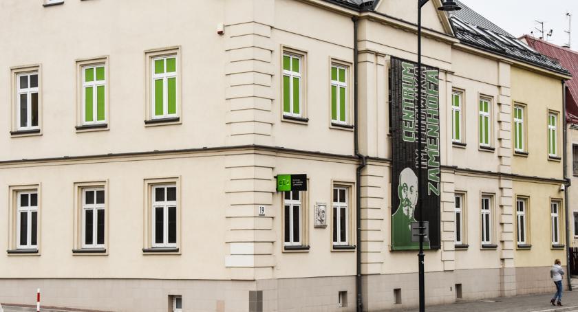 Kultura, Zamenhof Warszawie promocja książki - zdjęcie, fotografia