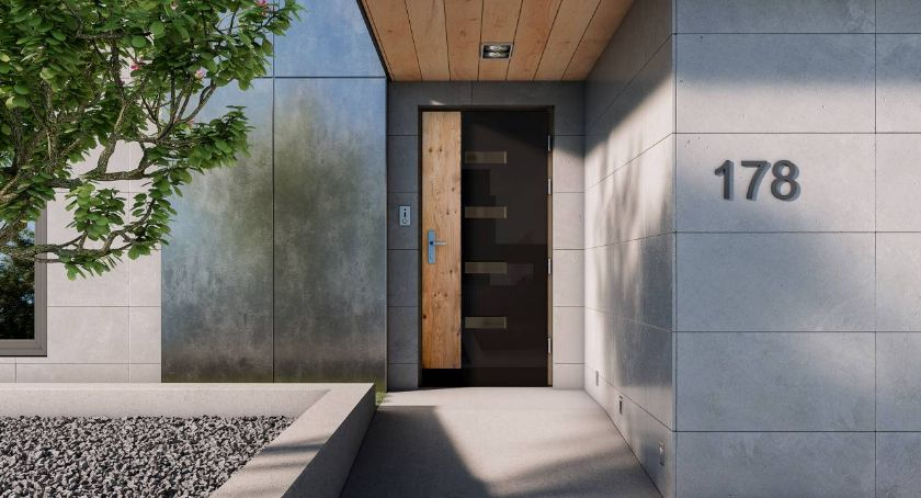Artykuł sponsorowany, powodów których drzwi zewnętrzne powinny drewniane - zdjęcie, fotografia