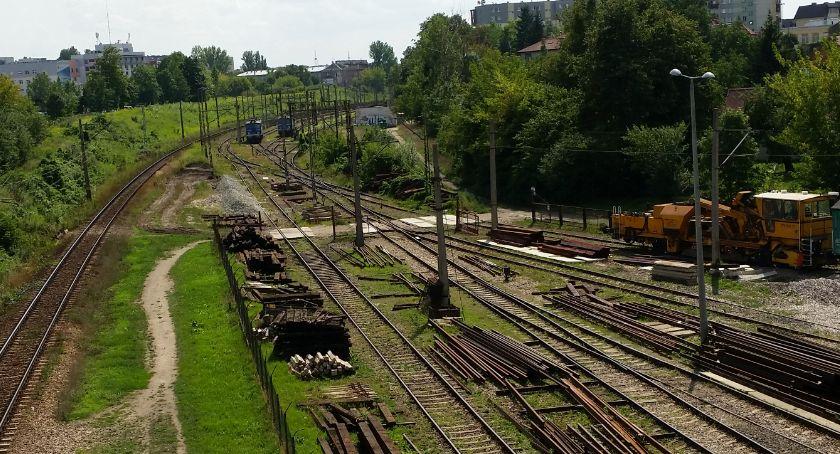 Gospodarka, województwie podlaskim będą realizowane duże inwestycje kolejowe - zdjęcie, fotografia